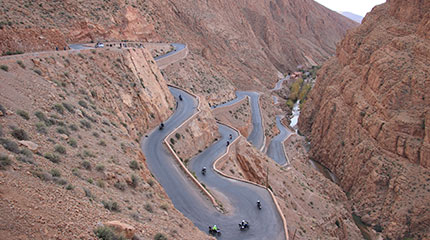 Motorcycle Morocco Tour