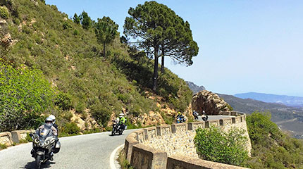 Motorcycle Tour Southern Spain Andalusia