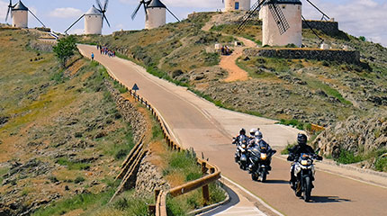 Motorcycle Tour Southern Spain Central
