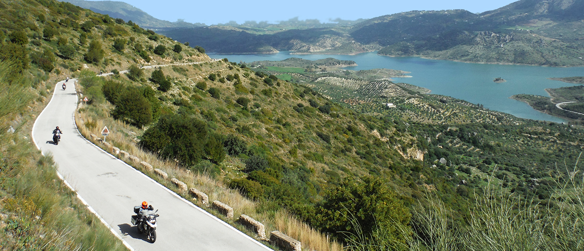 Southern Spain Andalusia Motorcycle Tour