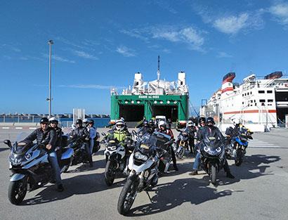 Málaga - Tangers - Rabat