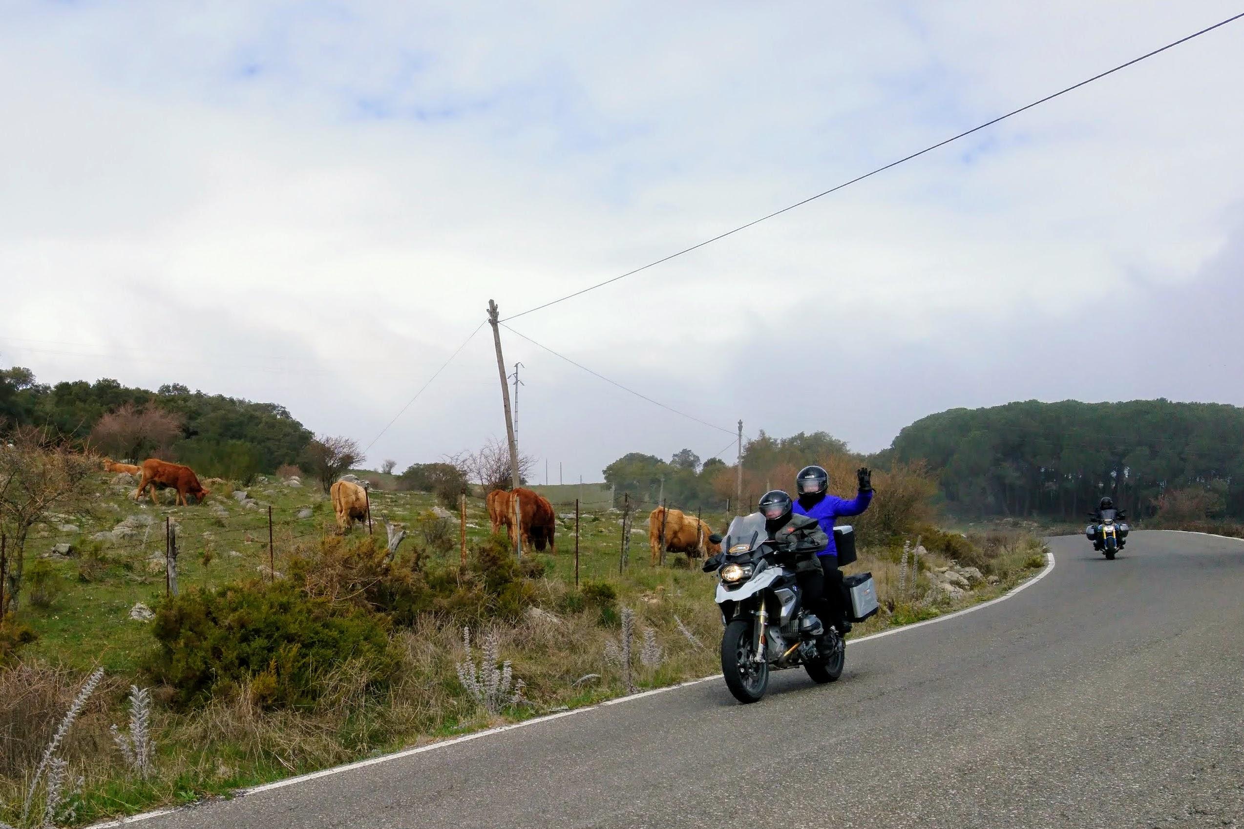 Arcos de la Frontera-Ronda