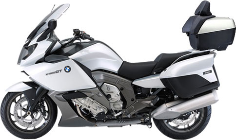 Rent the BMW K1600GT from IMTBike