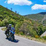 Castles Mountains Central Spain Motorcycle Tour