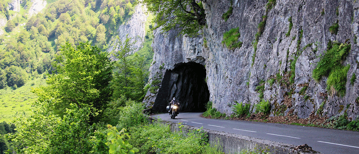 Motorcycle tour Perfect Pyrenees