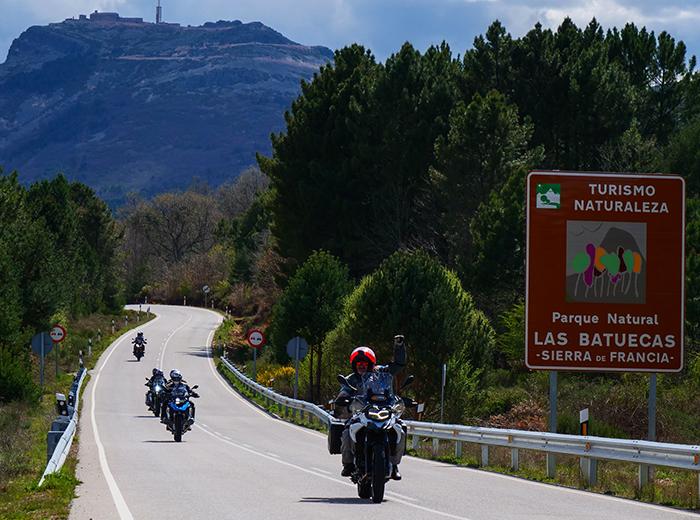 IMTBIKE Motorradreise Zentralspanien