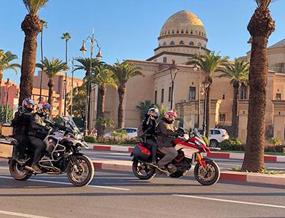 Marrakech - Rabat