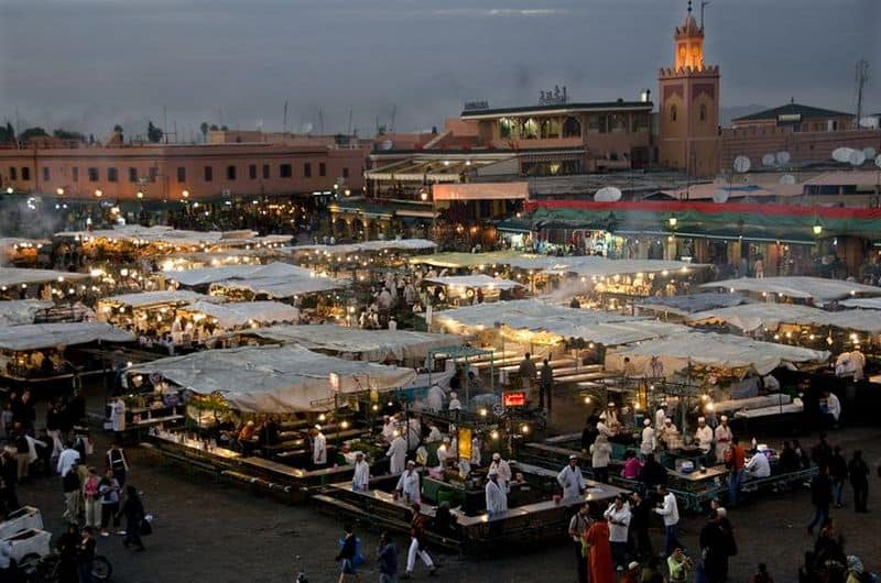 Marrakech - Rabat
