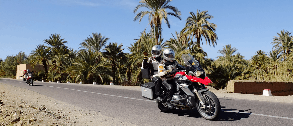 Morocco Adventure Motorcycle Tour