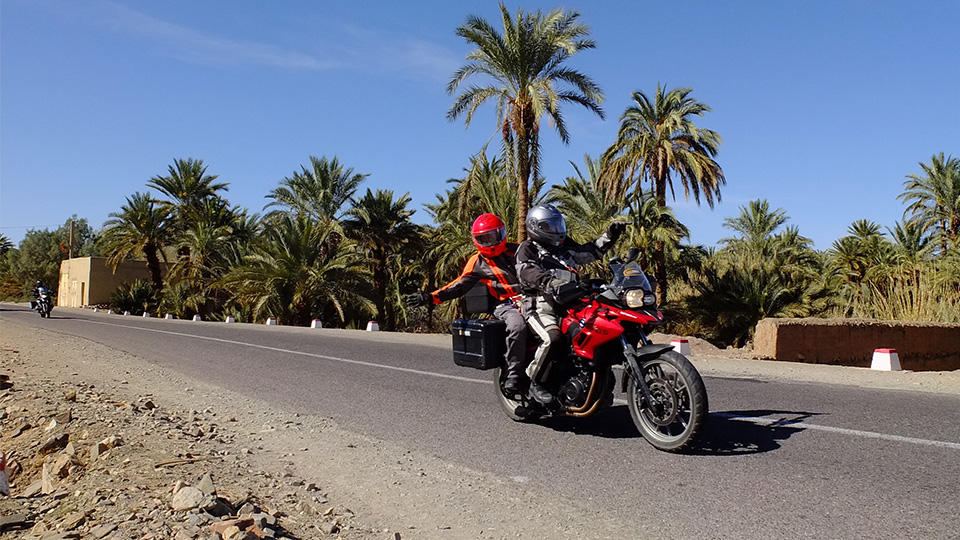 Morocco Motorcycle Tours