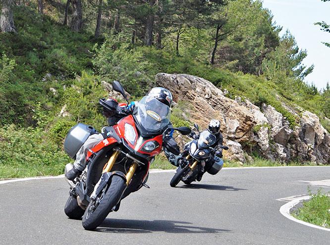 MotoGP Cataluna Pyrenees Motorcycle Tour