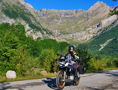 Parque Natural de Ordesa e Monte Perdido – Valle del Tena