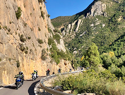 Sierra del Maestrazgo - Valencia