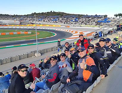 Valencia - Cheste (MotoGP Rennen) - Valencia