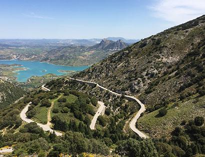 Sevilla - Jerez Circuit - White Towns