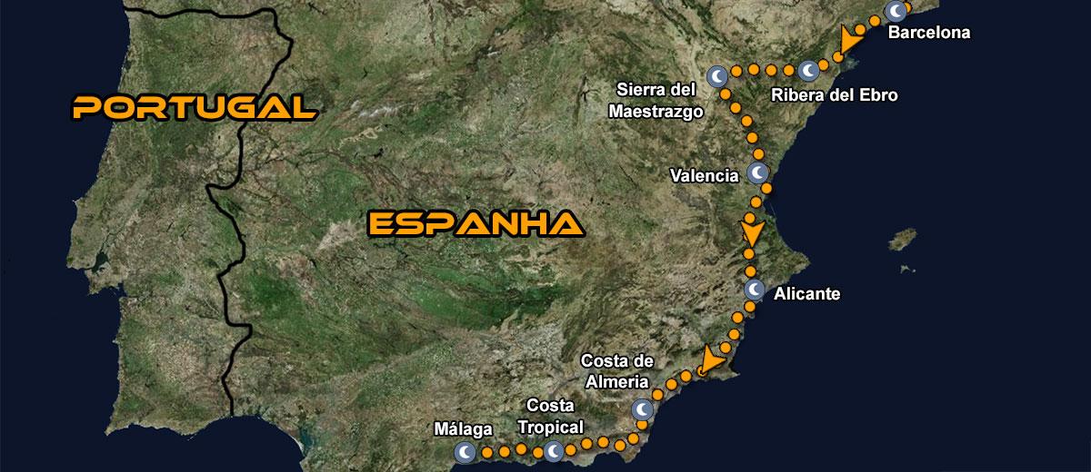 MotoGP Valência Moto tour