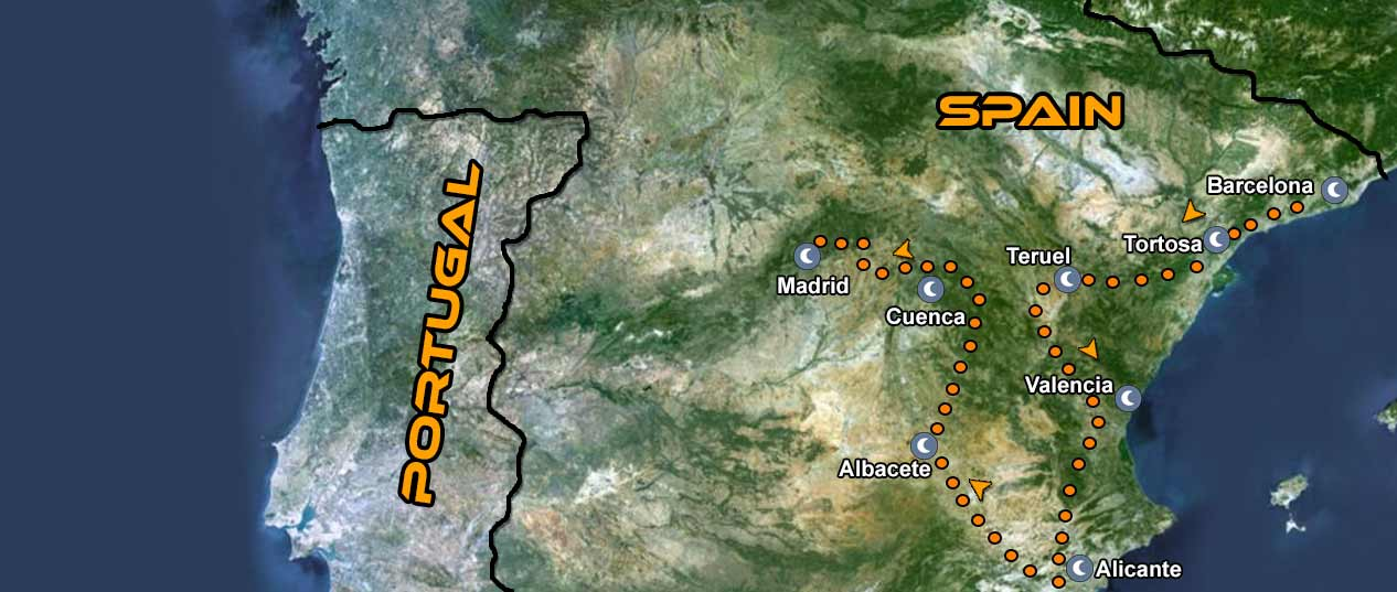 IMTBIKE Motorradreise MotoGP Valencia