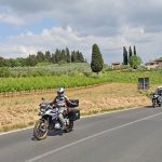 Motorbike Tour Europe Tuscany Provence IMTBIKE