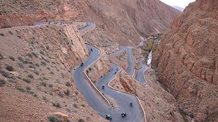 Motorcycle Morocco Tour