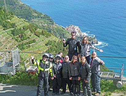 Französischen Riviera - Cinque Terre