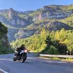Northern Spain Motorbike Tour Green Spain