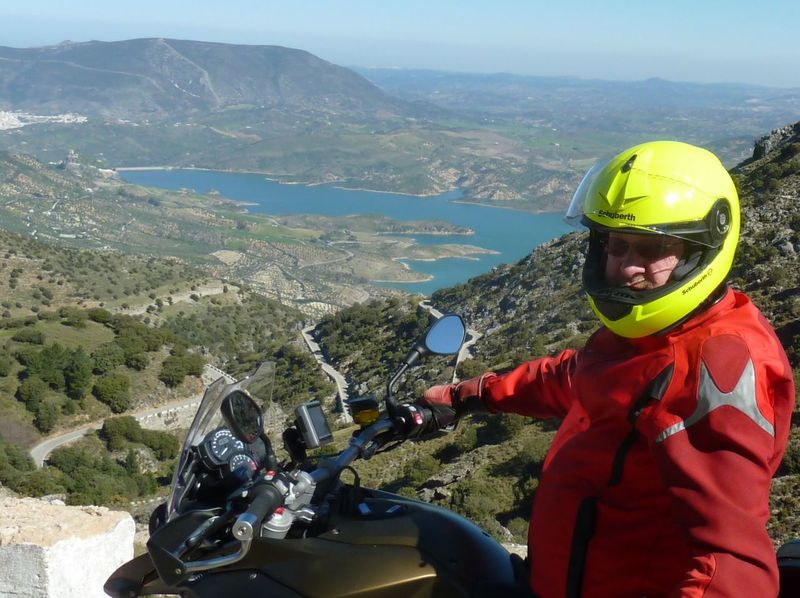 Southern Spain Andalucia Motorcycle Tour