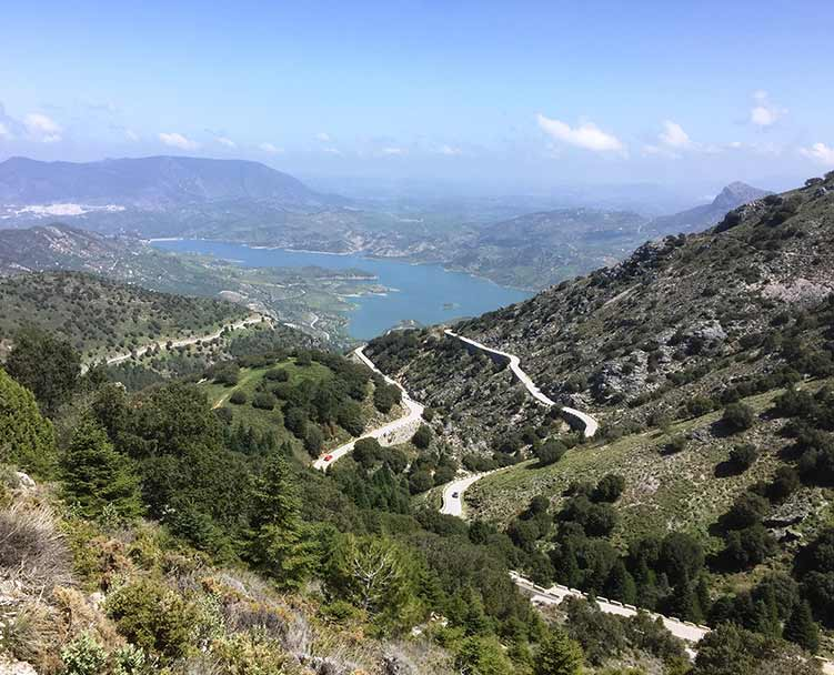 IMTBIKE Tour Moto Sul Espanha Andaluzia