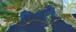 Provence & Tuscany Tour by IMTBIKE
