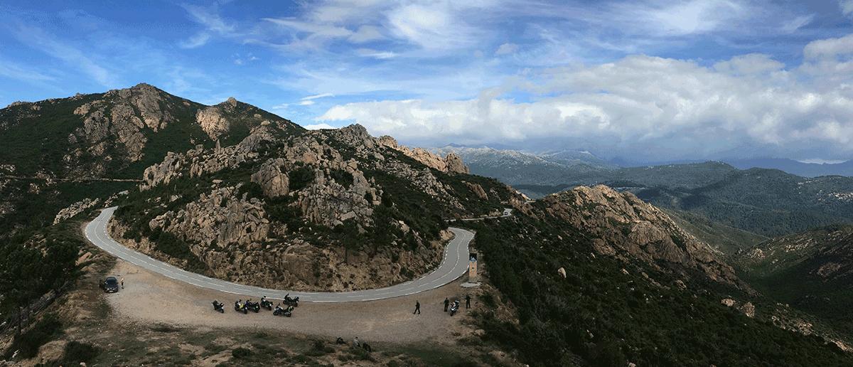 IMTBIKE Motorcycle Tour Sardinia & Corsica