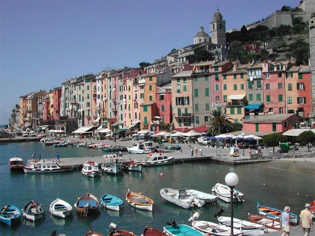 Nice - Porto Venere (Cinque Terre)