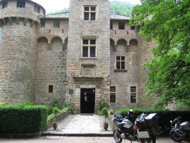 provence & toskana motorrad tour, Hause ideen
