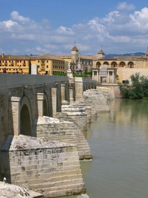 Úbeda – Córdoba - Seville