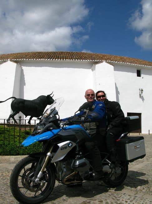 Arcos de la Frontera – weiße Dörfer - Ronda
