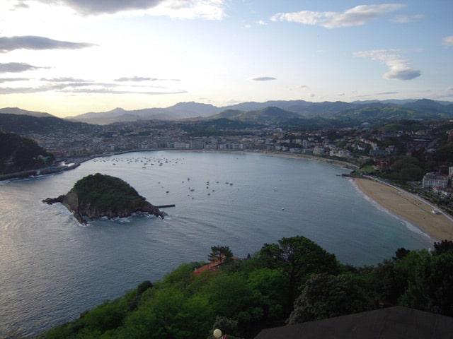 Santillana del Mar - San Sebastián