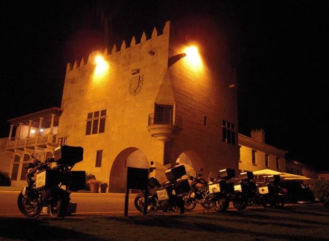 Cambados - Santiago de Compostela
