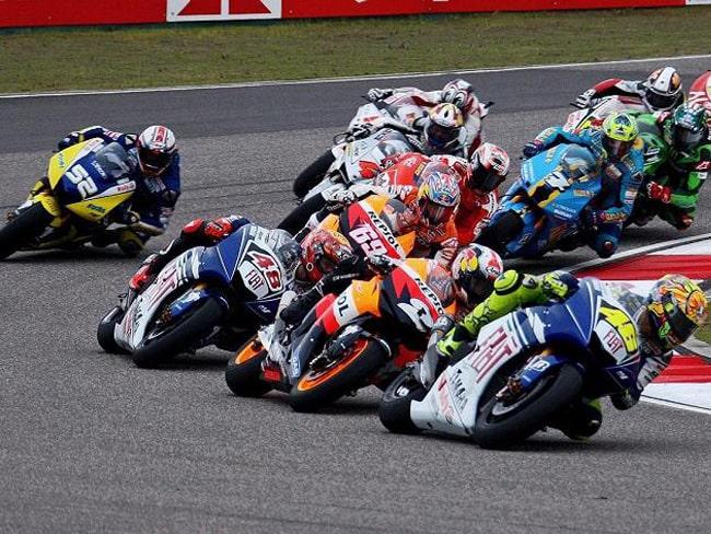 MotoGP Valencia Zeitfahren
