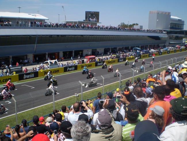 Dia de corridas MotoGP em Valência – Albacete