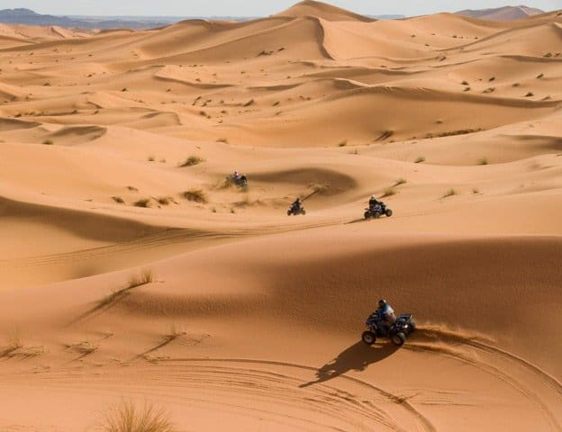 Erfoud - Erg Chebbi Sand Dunes - Erfoud
