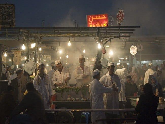Marrakech Rest Day