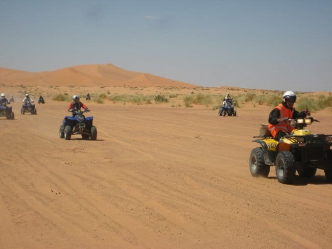 Erfoud - Erg Chebbi Sand Dunes – Erfoud