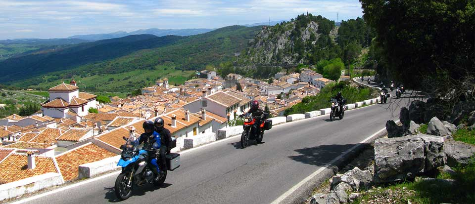 Motorcycle Tour Southern Spain Andalucia