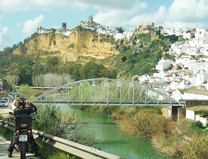 Sevilla – Grazalema Mountains - Pueblos Blancos