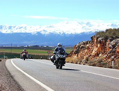 Granada – Sierra Arana – Alhama - Antequera