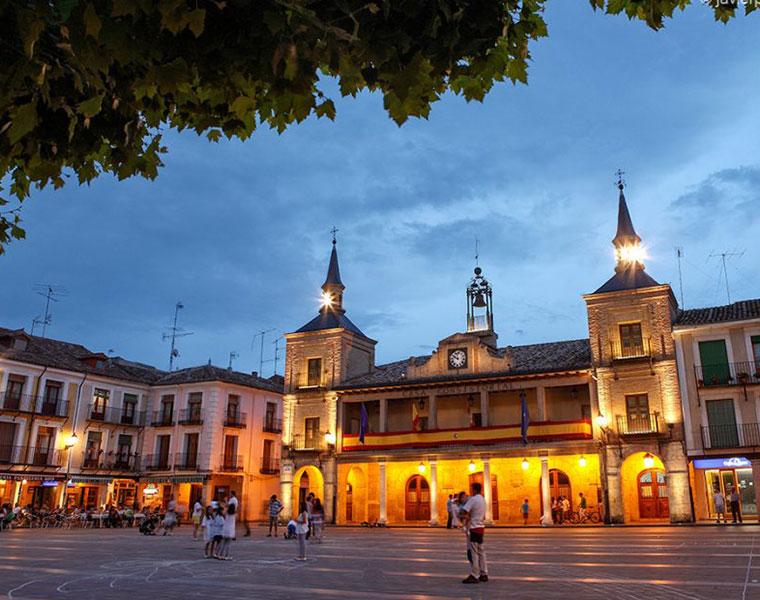 Madrid – Burgo de Osma