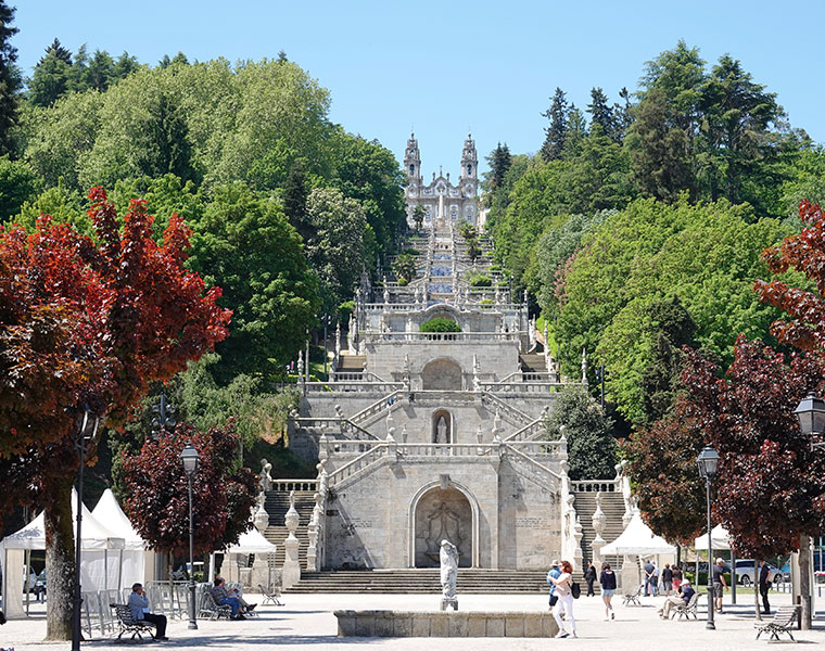 Bragança – Guimarães