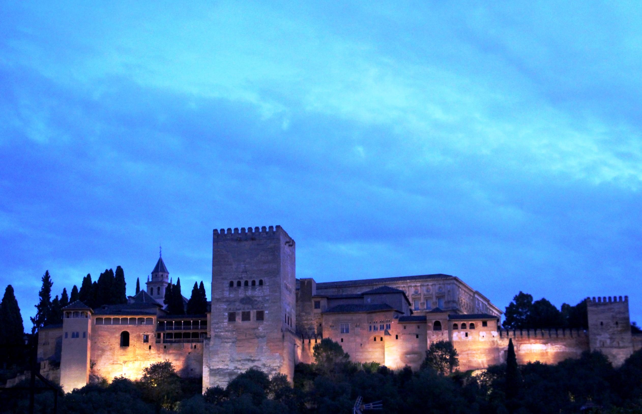 Granada - dia de descanso