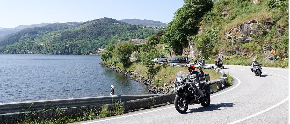 IMTBIKE Motorradreise Nordportugal Zentralspanien