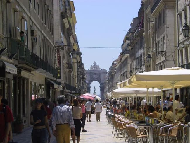 Óbidos - Cascais (Lissabon)
