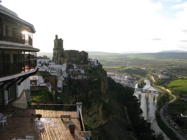 Granada - Rasttag
