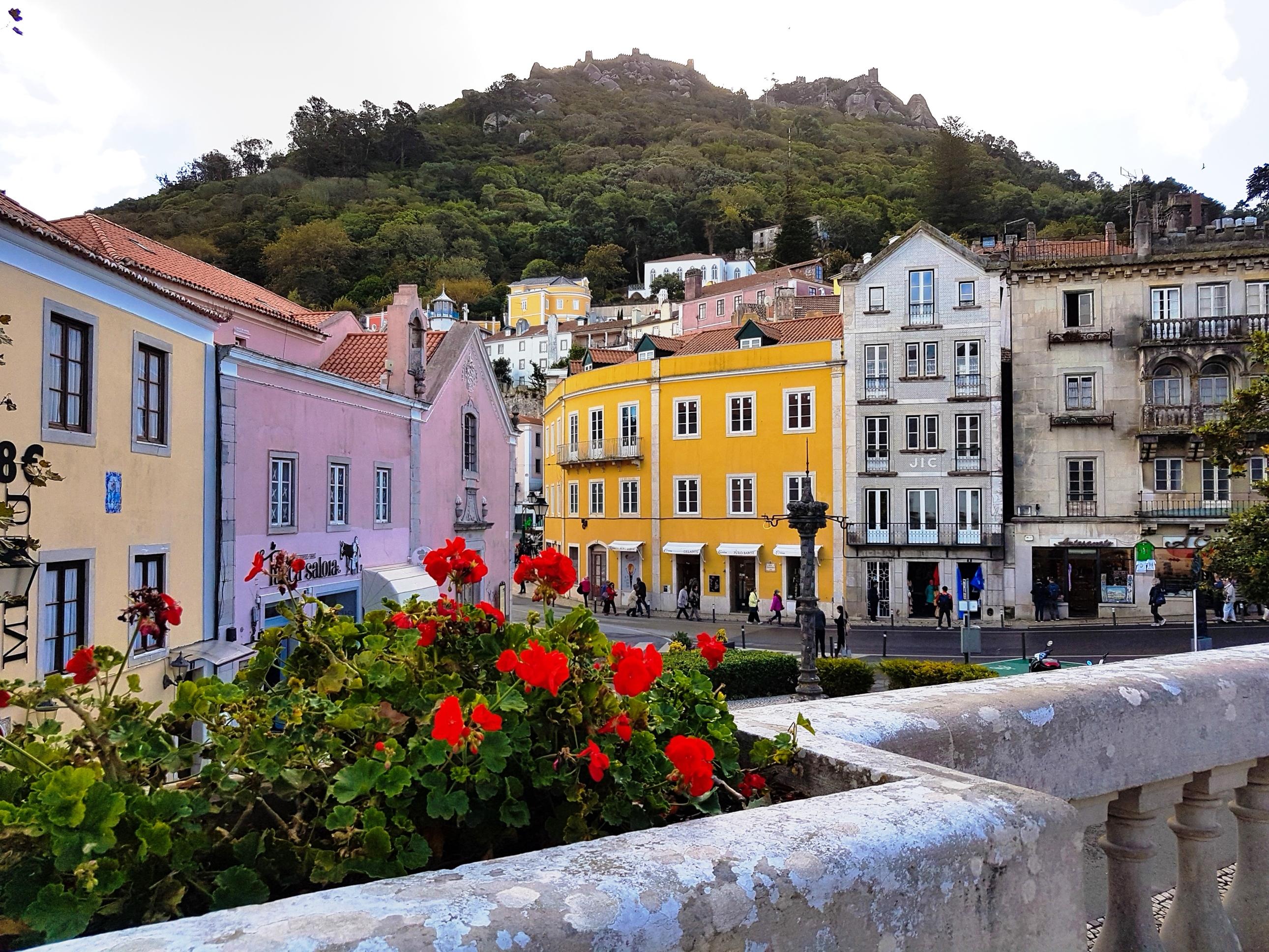 Cascais (Lisboa) - dia de descanso